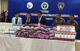 Thái Lan truy quét sản phẩm giảm cân bất hợp pháp