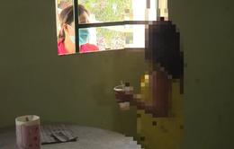 Lời kể đau xót của bé gái nghi bị cha ruột xâm hại ở Long An