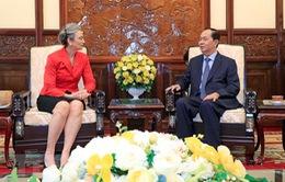 Quan hệ hữu nghị Hà Lan - Việt Nam phát triển tốt đẹp