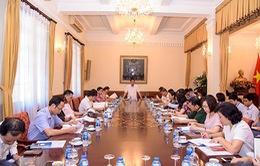 Ban Tổ chức Hội nghị WEF ASEAN họp lần thứ 2