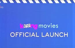 Ra mắt trang phim trực tuyến Keeng Movies tại Việt Nam