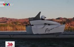 Trải nghiệm ô tô bay đầu tiên cùng nữ phóng viên CNN