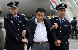 Trung Quốc công bố các nghi phạm trốn ở nước ngoài