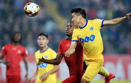 18h00 hôm nay trên VTV6: CLB Hải Phòng – FLC Thanh Hoá (Vòng 12 Nuti Café V.League 2018)
