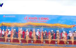 Khởi công Nhà máy điện mặt trời lớn nhất Việt Nam