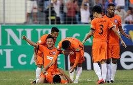 SHB Đà Nẵng 4-2 CLB Nam Định: Đỗ Merlo, Đức Chinh cùng lập cú đúp bàn thắng, chủ nhà thắng thuyết phục!