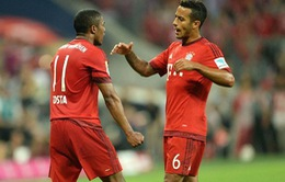 Sao Bayern Munich chính thức gia nhập Juventus với giá 40 triệu euro