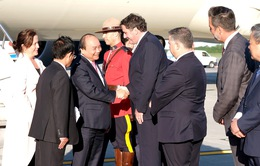 Thủ tướng bắt đầu dự Hội nghị Thượng đỉnh G7 mở rộng và thăm Canada