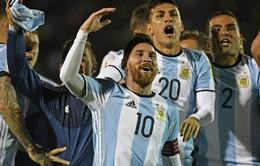 Công bố đội hình Argentina trận ra quân gặp Iceland