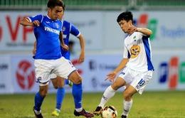 Vòng 12 Nuti Café V.League 2018: Than Quảng Ninh - HAGL (18:00 ngày 09/6 trên VTV6)