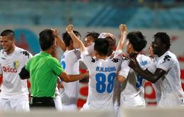 CLB Quảng Nam 0-1 CLB Hà Nội: Quang Hải lập công, CLB Hà Nội nối dài chuỗi trận ấn tượng