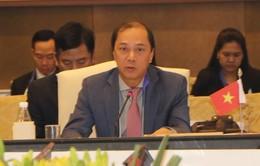 Hội nghị Tham vấn Quan chức cao cấp ASEAN - Trung Quốc lần thứ 24