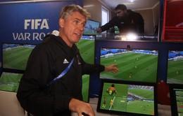 Ấn tượng nơi điều hành công nghệ VAR tại World Cup 2018