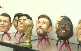 Sôi động dịch vụ ăn theo World Cup