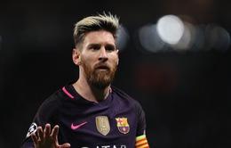 Messi sút trúng khung gỗ nhiều gấp rưỡi số bàn thắng của Ronaldo