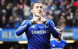 Eden Hazard khẳng định sẽ ở lại Chelsea