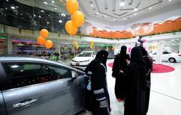 Triển lãm ô tô dành riêng cho phụ nữ tại Saudi Arabia