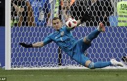 VIDEO: Xem lại loạt đá penalty căng thẳng trận Tây Ban Nha – Nga (Vòng 1/8 FIFA World Cup™ 2018)