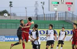 Bỏ lỡ hàng tá cơ hội, U19 Việt Nam hòa tiếc nuối U19 Thái Lan ở trận mở màn