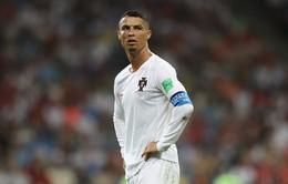 Cris Ronaldo nói gì sau khi Bồ Đào Nha bị loại khỏi FIFA World Cup™ 2018?