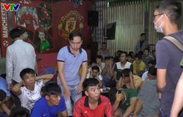 Đà Nẵng: Tạm giữ hình sự 3 đối tượng cầm đầu đường dây cá độ bóng đá
