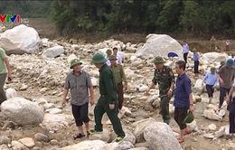 Kiểm tra công tác khắc phục hậu quả mưa lũ tại Hà Giang