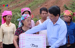 Mặt trận Tổ Quốc Việt Nam hỗ trợ đồng bào bị thiệt hại do mưa lũ