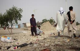 Nổ lớn tại miền Đông Afghanistan gây nhiều thương vong