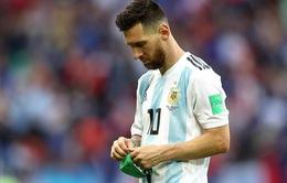 Messi ra yêu sách để không chia tay ĐTQG Argentina?