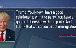 Bất ngờ diễn viên hài giả nghị sĩ gọi điện trực tiếp cho Tổng thống Trump