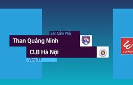VIDEO: Tổng hợp diễn biến Than Quảng Ninh 1-2 CLB Hà Nội (Vòng 17 Nuti Café V.League 2018)