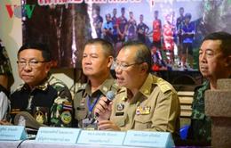 Giải cứu đội bóng nhí Thái Lan: Sức khỏe của các thành viên còn lại trong hang vẫn tốt