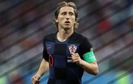 """""""Modric là tiền vệ xuất sắc nhất thế giới"""""""