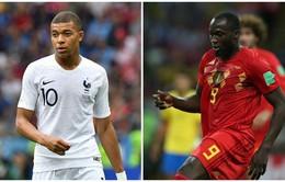 Đội hình khủng kết hợp Bỉ và Pháp: Mbappe sát cánh Lukaku, Kante và De Bruyne thống lĩnh tuyến giữa