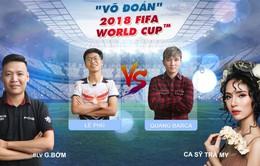 """TRỰC TIẾP Bán kết World Cup: Pháp - Bỉ cùng """"Võ đoán"""" 2018 FIFA World Cup™"""