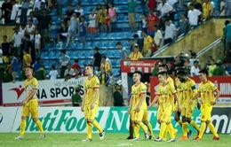 CLB Nam Định bị phạt 50 triệu đồng và phải thi đấu trên sân không có khán giả ở vòng 20 V.League