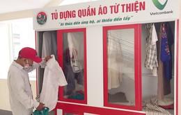 Hà Tĩnh: Triển khai đặt tủ quần áo miễn phí cho bệnh nhân nghèo