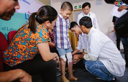 Bệnh viện Hữu nghị Lạc Việt: Lắp chân giả miễn phí cho thương bệnh binh và người khuyết tật