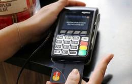 Mastercard sẽ cung cấp thẻ tín dụng gắn máy quét vân tay