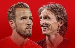 Bán kết World Cup 2018, Croatia – Anh: Lịch sử sẽ gọi tên ai?! (1h00 ngày 12/7 trực tiếp trên kênh VTV3)