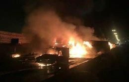 Tai nạn giao thông thảm khốc tại Iran, ít nhất 11 người thiệt mạng