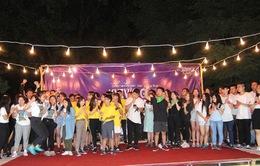 Thanh niên Việt Nam tại Kiev tham dự Trại hè 2018