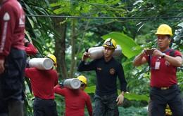 """Hành trình giải cứu đội bóng Thái Lan: """"Chúng tôi đã thoát chết trong gang tấc"""""""
