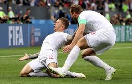 Beckham mới của Anh có thể trở lại ở trận tranh giải Ba với ĐT Bỉ