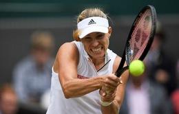 Wimbledon 2018: Vượt qua Ostapenko, Kerber giành quyền vào chung kết