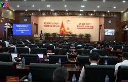 Bế mạc kỳ họp thứ 7 HĐND TP. Đà Nẵng khóa IX