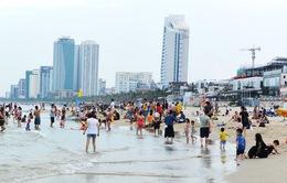 Đà Nẵng cảnh báo người dân hạn chế tắm biển