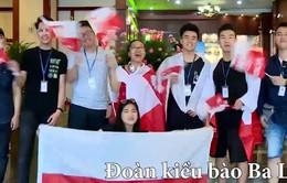 Gần 120 thanh thiếu niên kiều bào tham gia Trại hè Việt Nam 2018