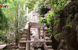 Hoàn thành tháo dỡ công trình trái phép ở Tràng An, Ninh Bình
