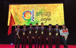 Cả 6 thí sinh của đội Olympic Toán học quốc tế 2018 giành huy chương